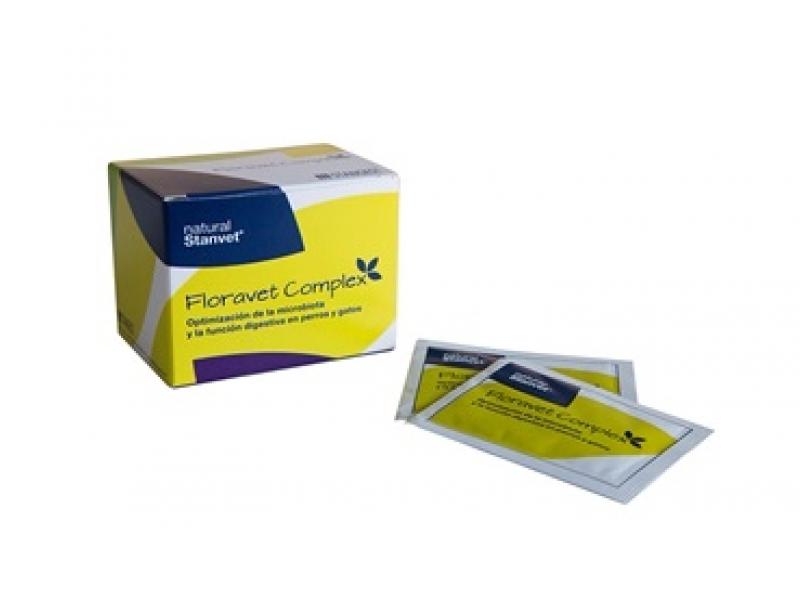 FLORAVET COMPLEX (25 сашета) комбинация от пре- и пробиотици