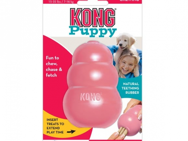 Играчка за кучета Kong Puppy Medium