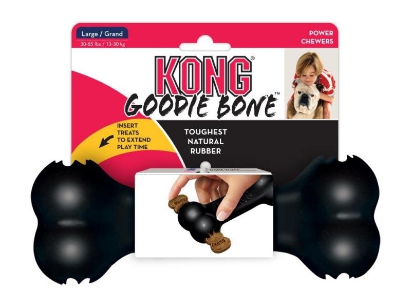 Играчка за кучета Kong Goodie Bone Large