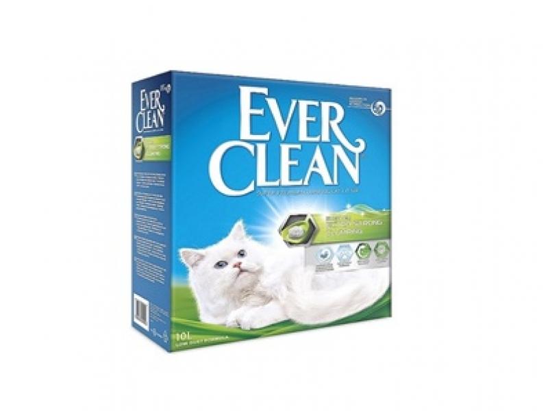 Котешка тоалетна EVER CLEAN® EXTRA STRONG CLUMPING - ароматизирана 6L или 10L