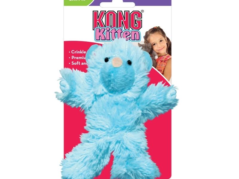 Играчка за котки Kong Cat Teddy Bear