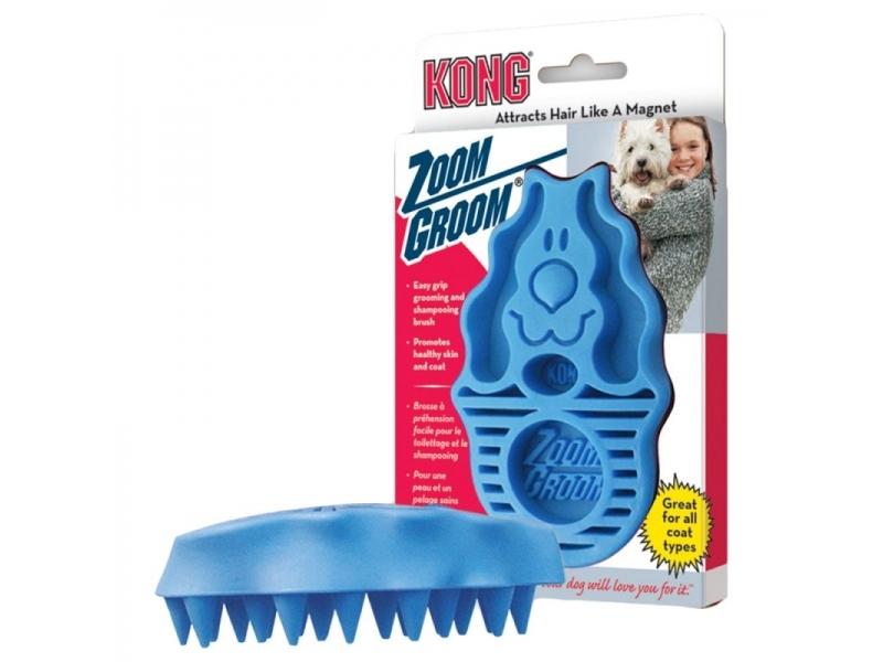 Играчка за кучета Kong Zoom Groom Large