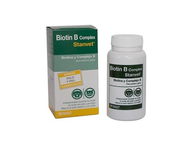 Биотин BIOTIN B COMPLEX 100 tablets