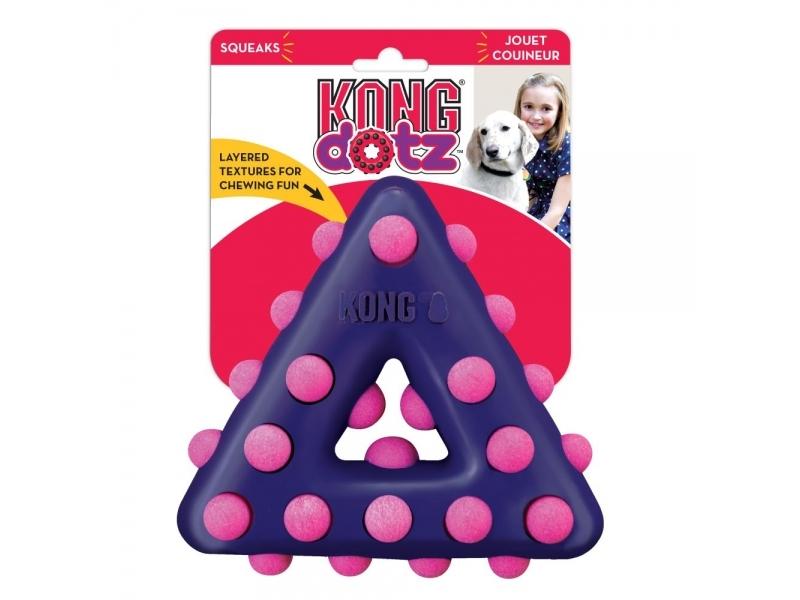 Играчка за кучета Kong Dotz Square Small