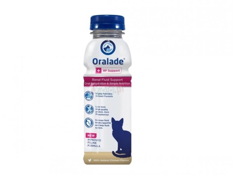 Диетично допълваща храна ORALADE Renal Support, 330 ml