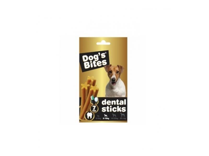 Дентални пръчици за кучета с тегло 5-10 кг. DOG BITES DENTAL STICKS