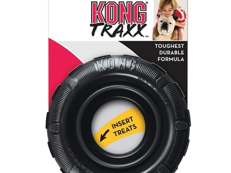 Играчка за кучета Kong Traxx Medium