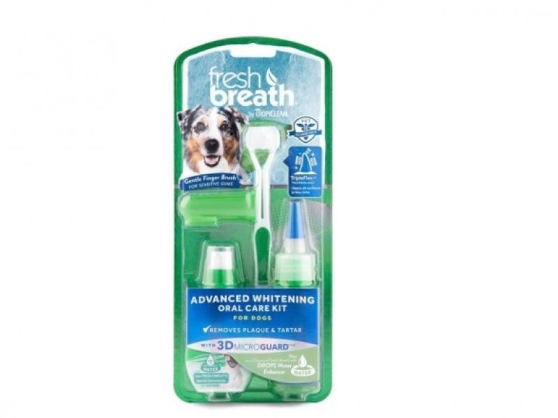 TROPICLEAN ADVANCED – Традиционно почистване на зъбите