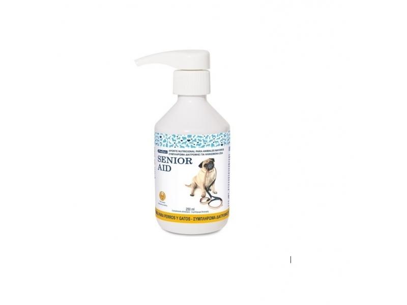 SENIOR AID – Хранителна добавка за възрастни животни