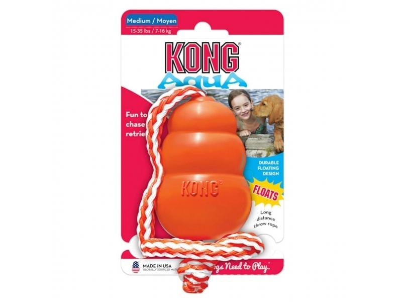 Играчка за кучета Kong Aqua Medium