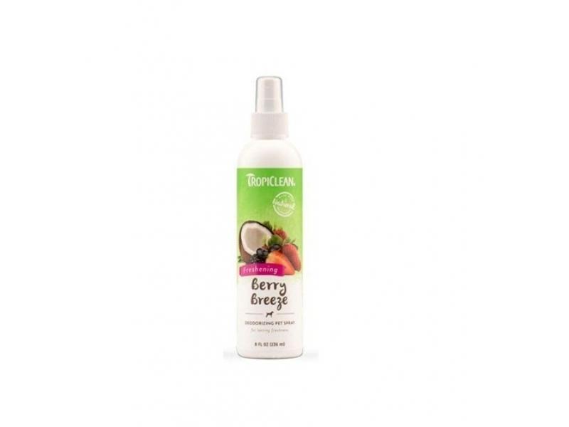 Парфюм Горски плодове - ТropiClean Berry Breeze Pet Spray