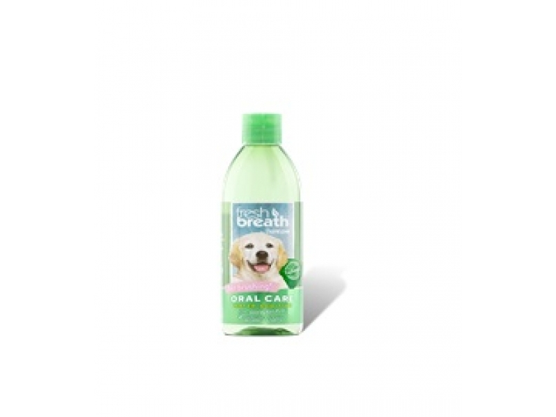 TROPICLEAN  Puppies – ДОБАВКА ЗА ВОДА за подобряване дъха на домашния любимец _473 ml
