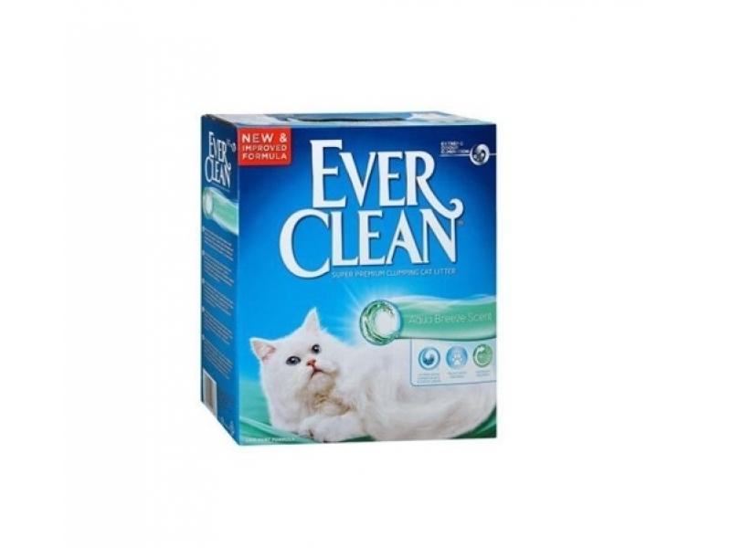 Котешка тоалетна EVER CLEAN® Aqua Breezе - ароматизирана 6L