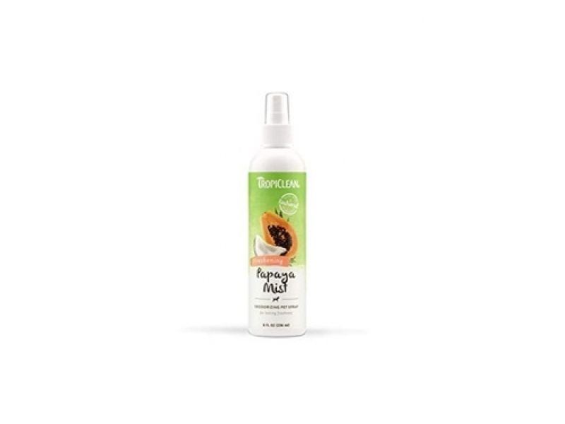 Парфюм с Папая Tropiclean Papaya Mist Spray