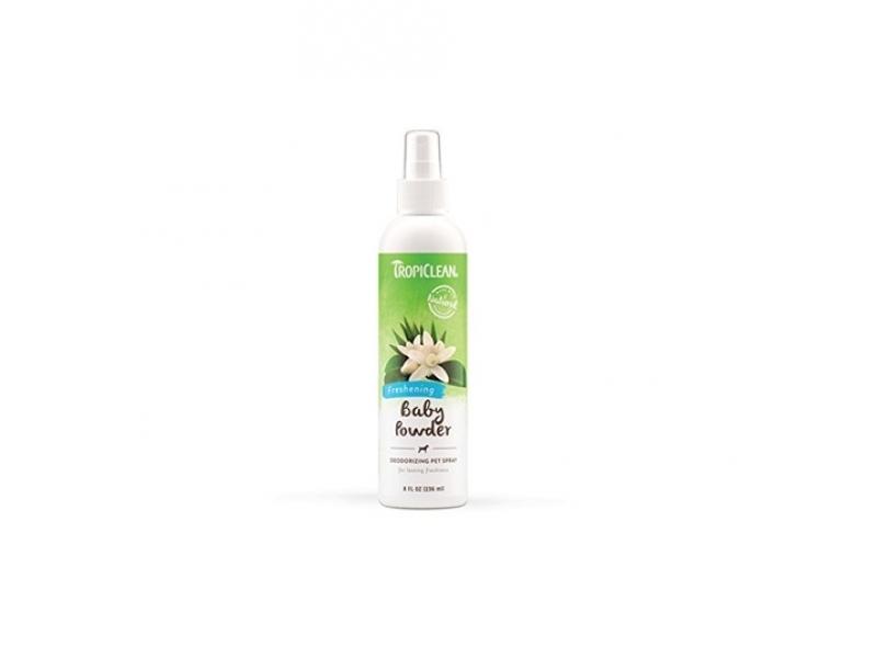 Парфюм Бебешка пудра -Tropiclean Baby Powder Pet Spray