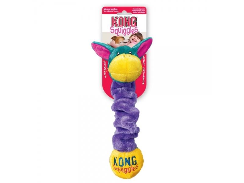 Играчка за кучета Kong SQUIGGLES Medium