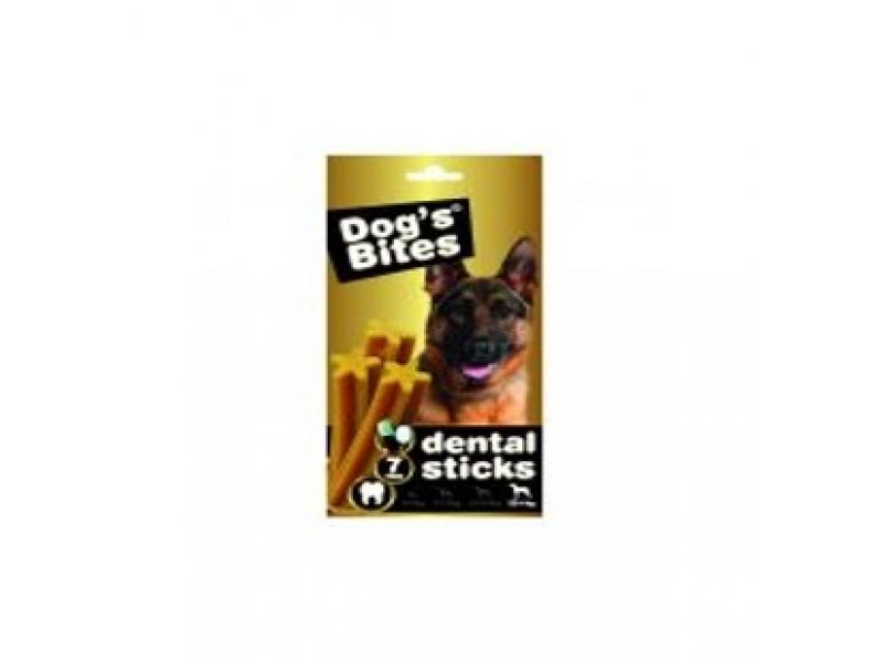 Дентални пръчици за кучета с тегло + 25 кг. DOG BITES DENTAL STICKS