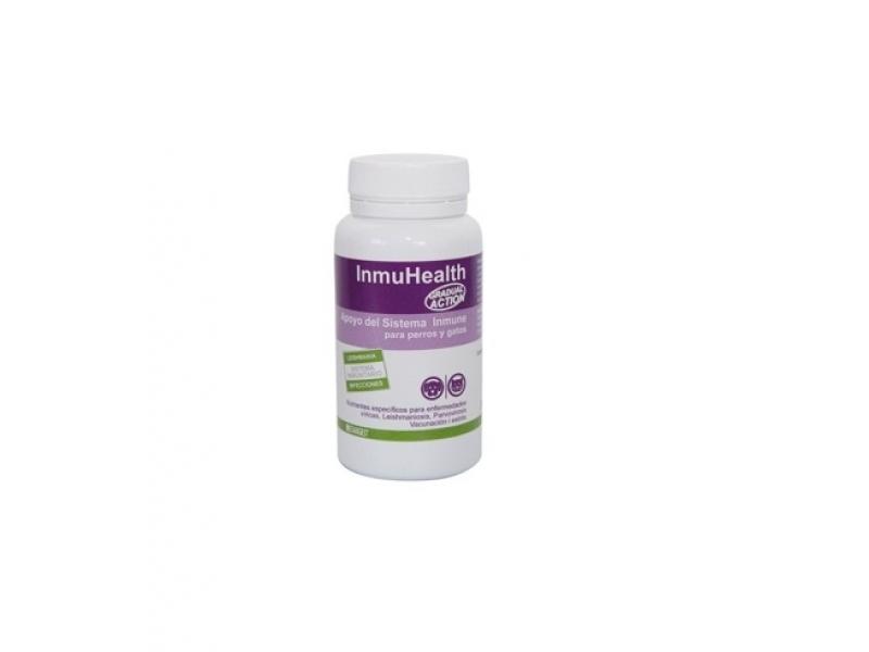 INMUHEALTH - Хранителна добавка за подсилване и оптимизиране на имунната система на домашните любимци