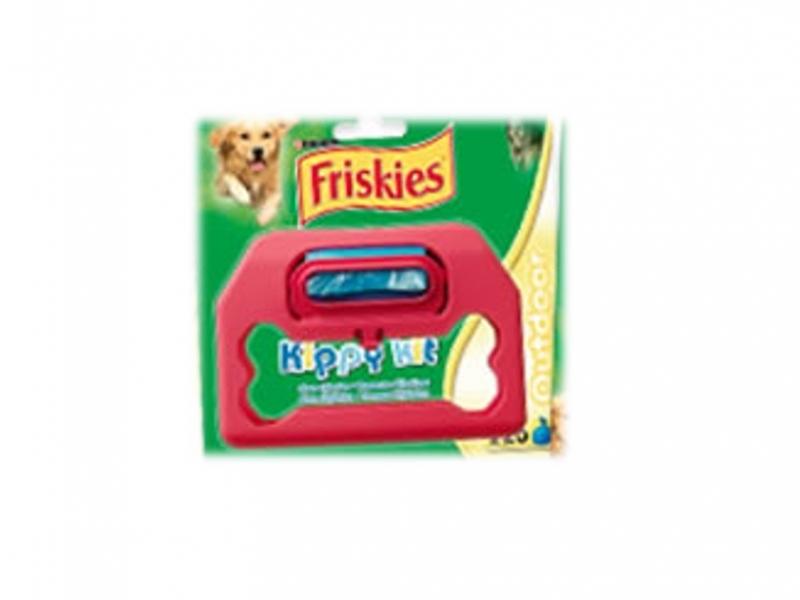 Хигиенични торбички с механизъм Frieskies Kippy kit, 20 бр.