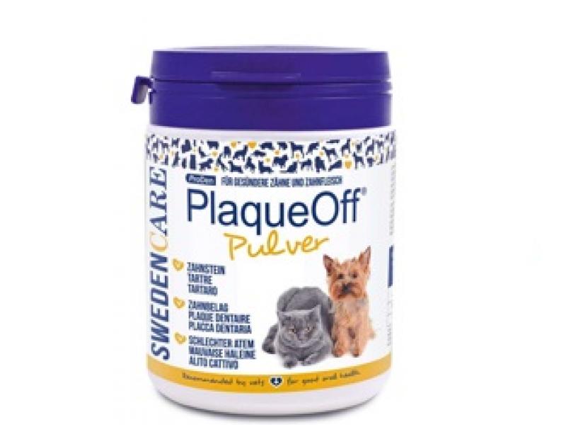 ProDen PlaqueOff® /40 g/  ПУДРА за премахване на зъбен камък и плака  - за Кучета и Котки