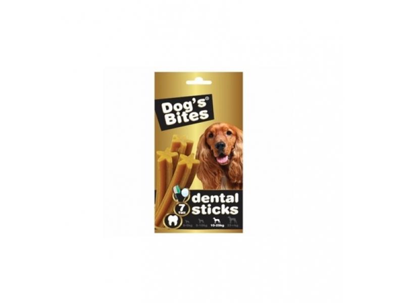 Дентални пръчици за кучета с тегло 10 - 25 кг. DOG BITES DENTAL STICKS
