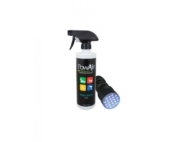 PowAir Penetrator - Спрей неутрализатор на миризми 500 мл