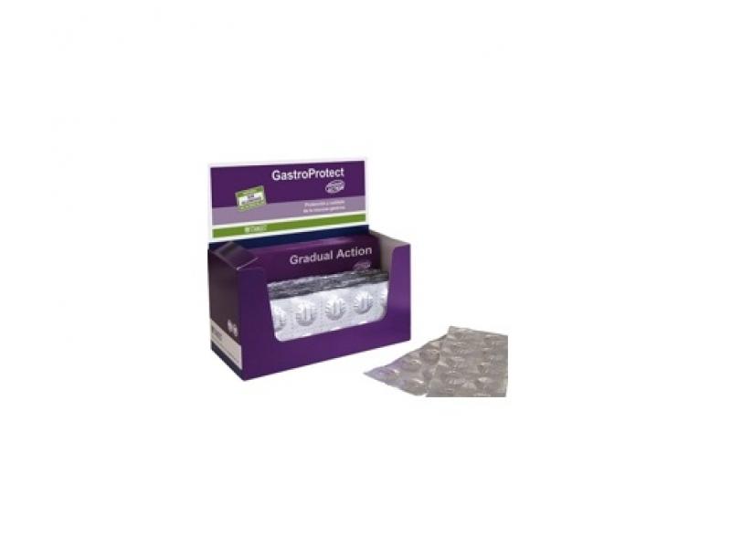 GASTROPROTECT BLISTER  - Хранителна добавка за защита и грижа за стомашната лигавица, за кучета и котки.