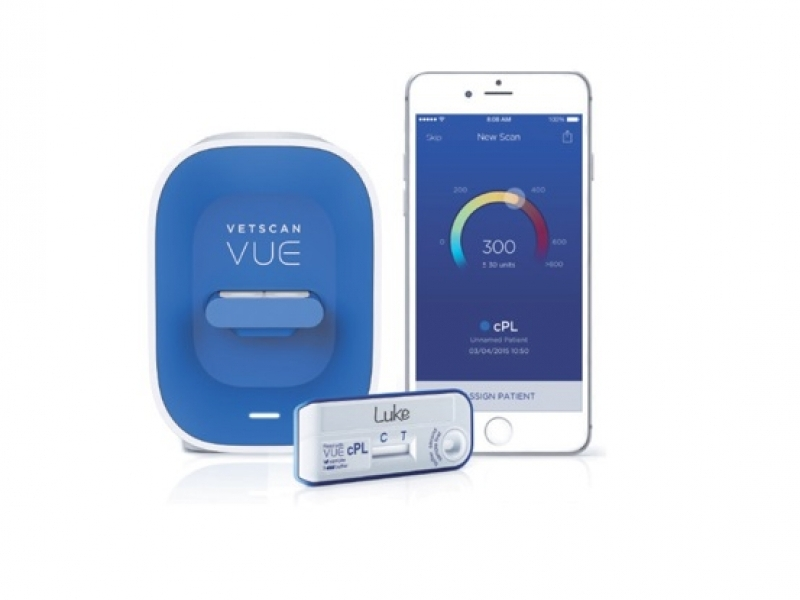 VetScan VUE - Иновативен подход към инфекциозните заболявания
