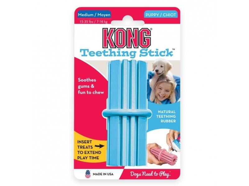 Играчка за кучета Kong Teething Stick Medium
