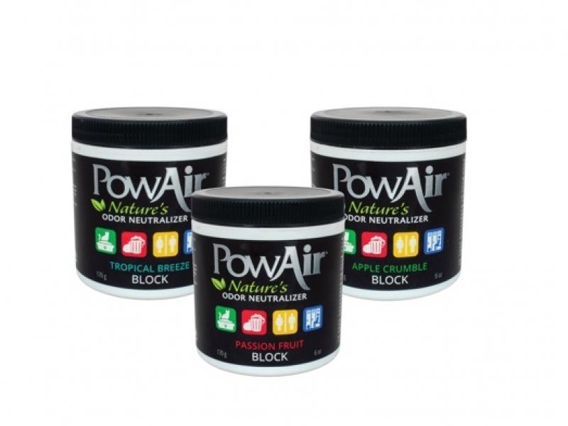 Pow Air Block Неутрализатор на миризми 170 g