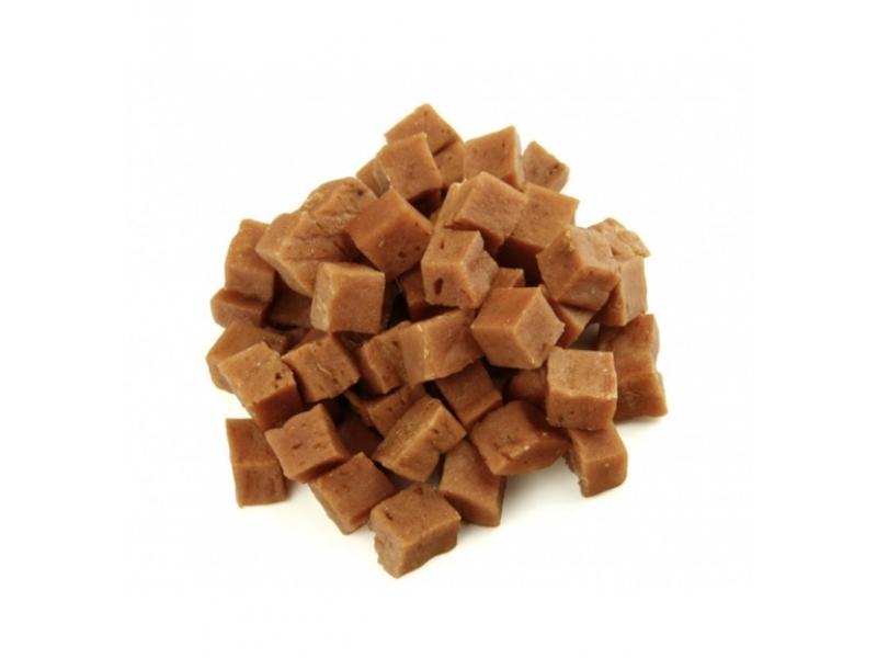Кубчета Сьомга Salmon Cubes 100 гр.