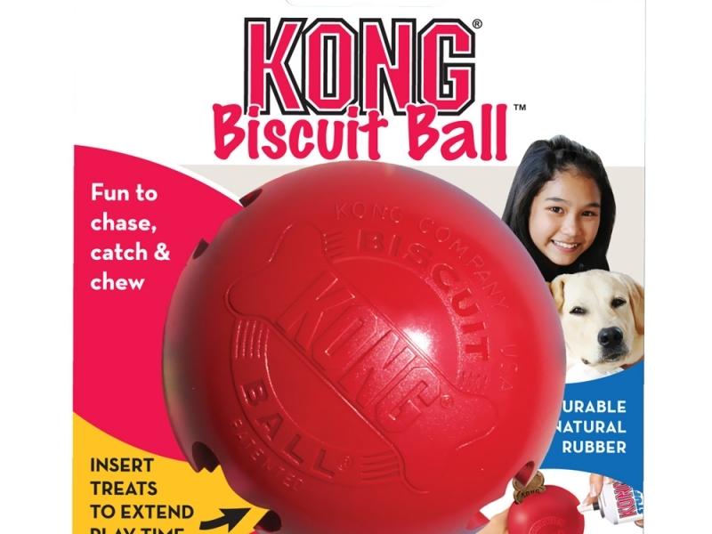 Играчка за кучета Kong BALL Small