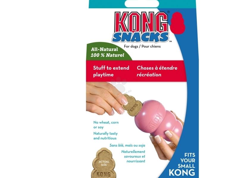 Бисквитки за Малки Кученца Kong Snacks Puppy Small, 198 гр.