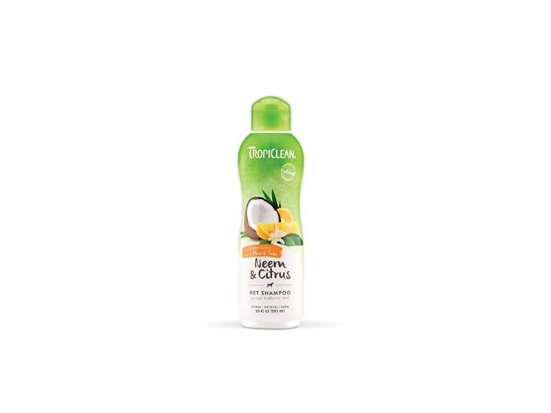 Шампоан за кучета - Tropiclean Neem and Citrus Shampoo