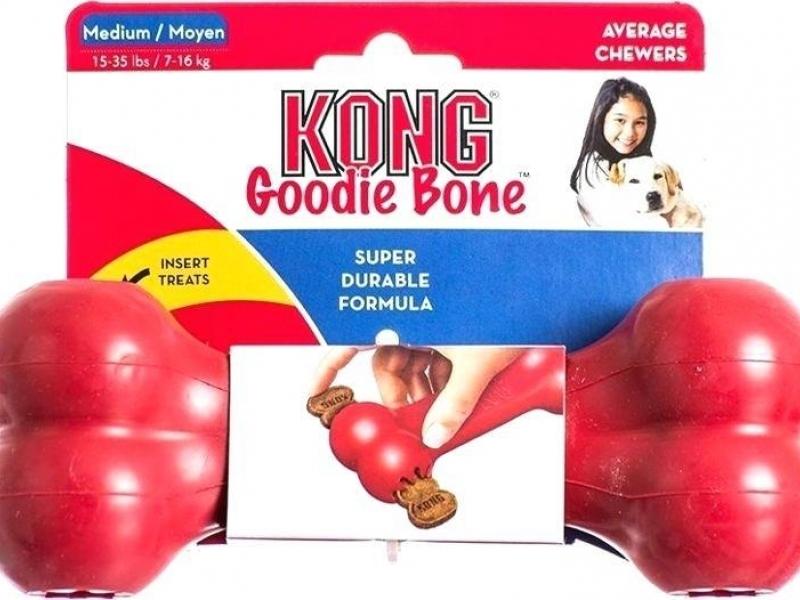 Играчка за кучета Kong Goodie Bone Medium
