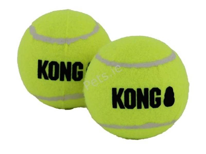 Играчка за кучета Kong Squeakair Large, 2 бр.