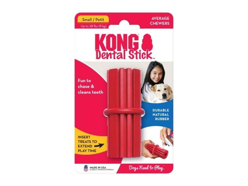 Играчка за кучета Kong Dental Stick Small