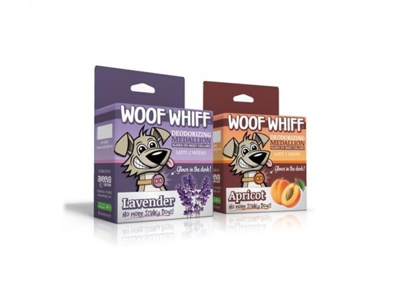 Медальон - парфюм Whoof Whiff