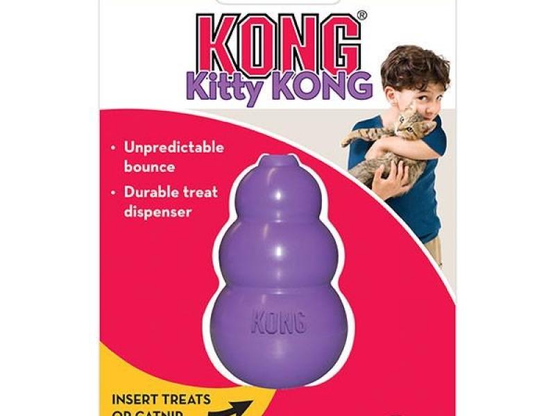 Играчка за котки Kong Kitty