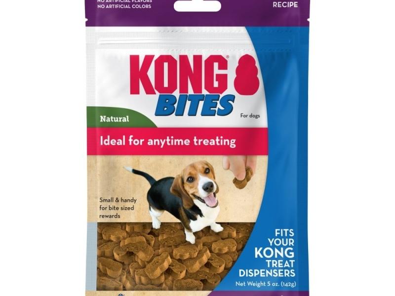 Бисквитки за Кучета Kong Bites Chicken Small, 142 гр.