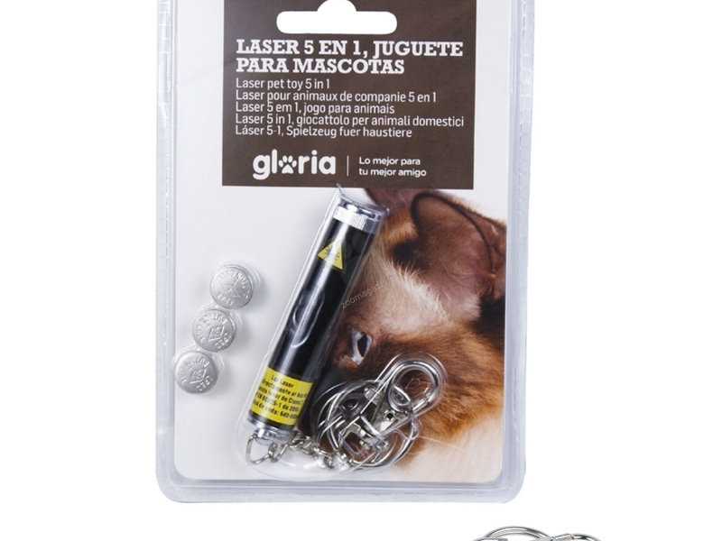 Лазерна играчка за Котки Laser