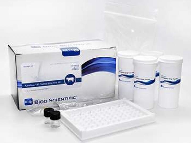 Бърз тест за антибиотици в млякото AuroFlow™ BT Combo Strip Test Kit