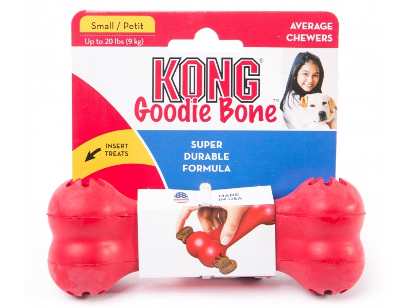 Играчка за кучета Kong Goodie Bone Small
