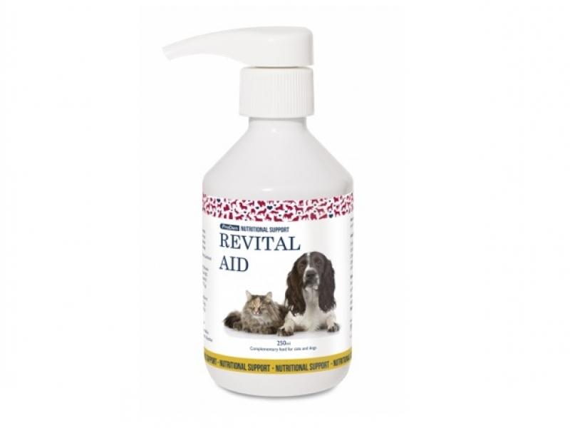 Revital Aid – Мултивитаминен тоник за кучета и котки